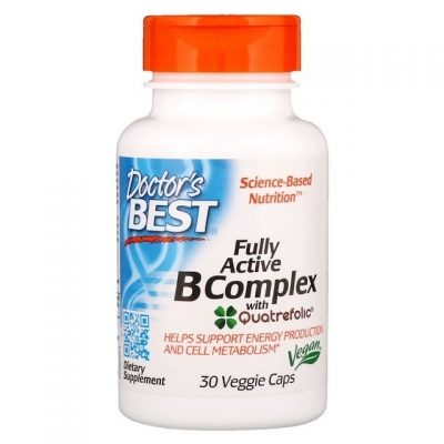 B-Complex Docters Best