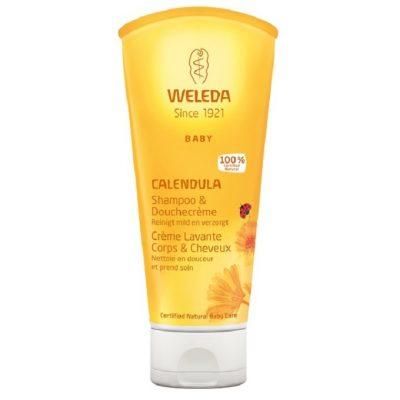Calendula baby shampoo