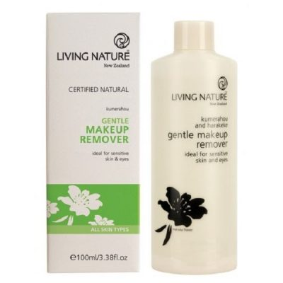 Living Nature Oog makeup remover