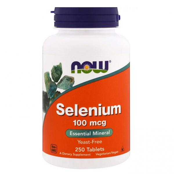 Selenium van Now