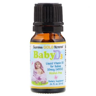 Vitamine D3 baby