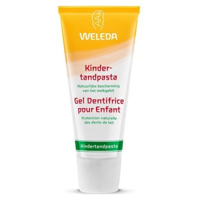 Weleda kindertandpasta