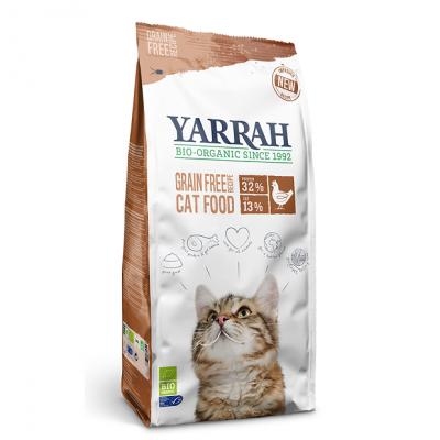 Yarrah kattenbrokjes kip met vis- 800gr