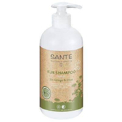 Family bio ginkgo olijf shampoo 500ml