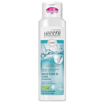 Lavera Shampoo moisture en care