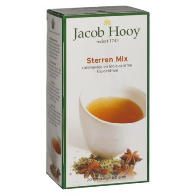 Jacob Hooj Sterrenmix thee
