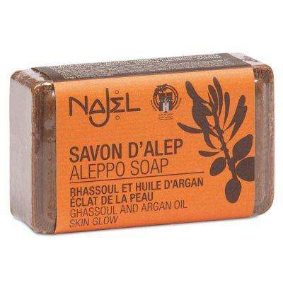 Aleppo Zeep Argan Olie Lava Aarde