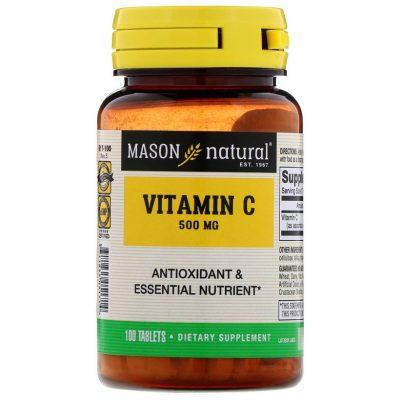 Vitamine C 500mg