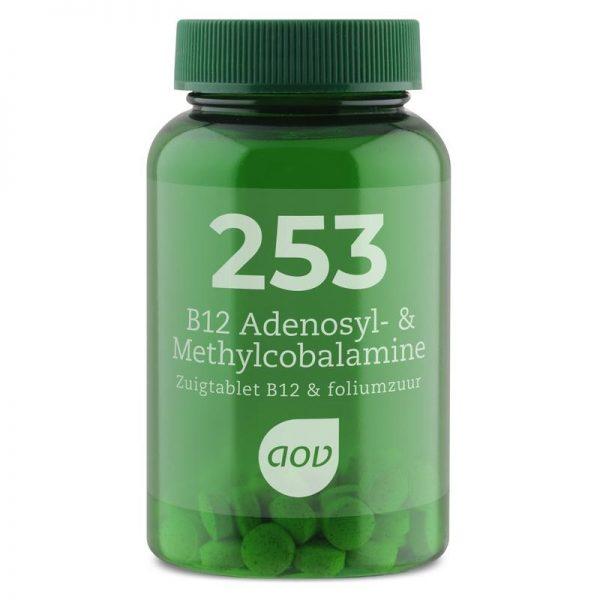 Actief B12 en Foliumzuur