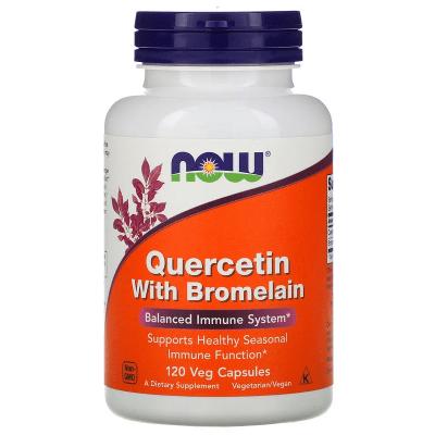 Quercetine met Bromelaïne