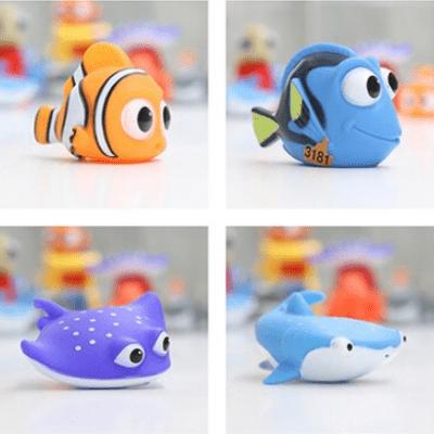 Nemo badvisjes 4x